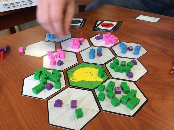 First Edition: Tiny Scalable 2 Person Game (February 8, 2014)