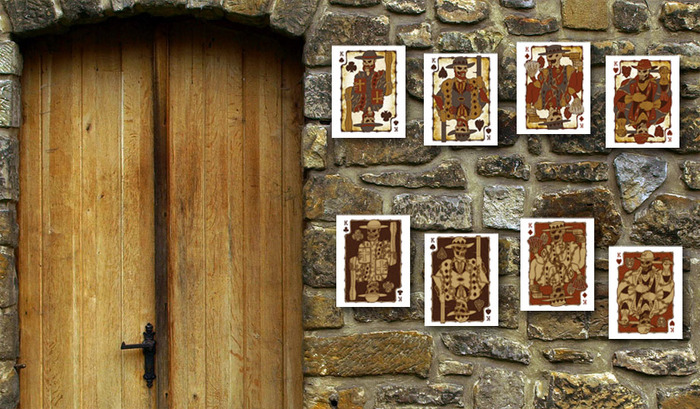 Kings Prints - set of four 8 x 10