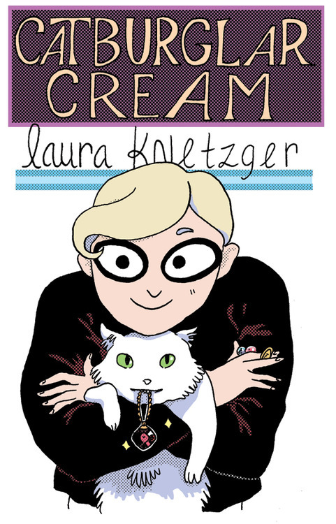 Catburglar Cream by Laura Knetzger