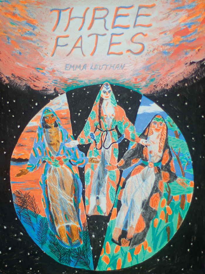 Three Fates by Emma Louthan