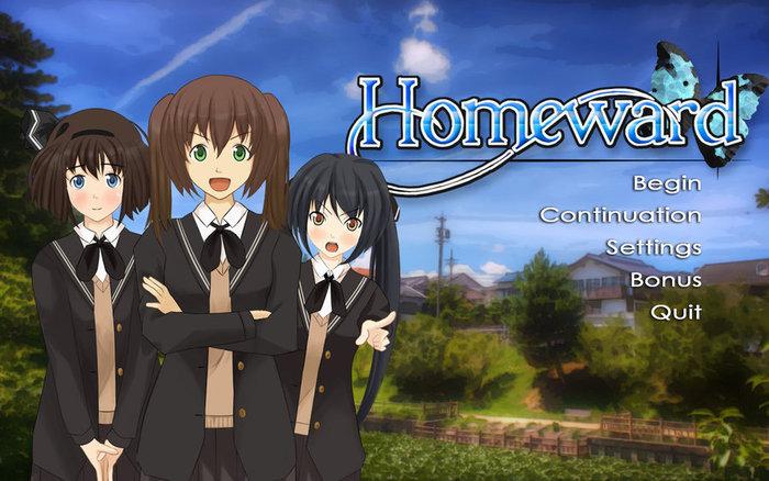 Картинки по запросу Homeward [Visual Novel, English]