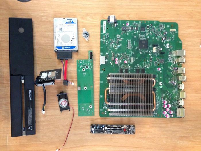 Xbox Laptop Kit