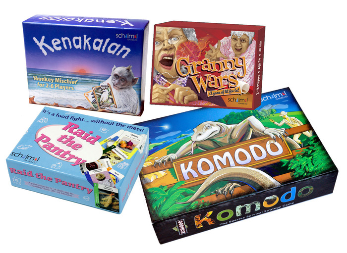 Existing SchilMil Games titles
