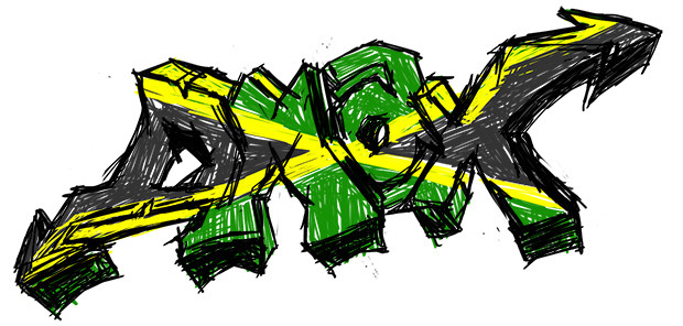 Graffiti concept sketch