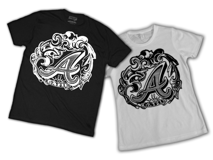 """EXCLUSIVE """"A GAME TATTOO"""" T-SHIRT"""