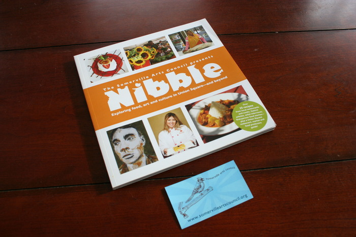 "cover of ""Nibble"""