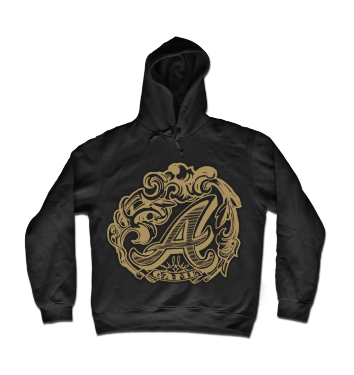 """EXCLUSIVE """"A GAME TATTOO"""" HOODIE!!"""