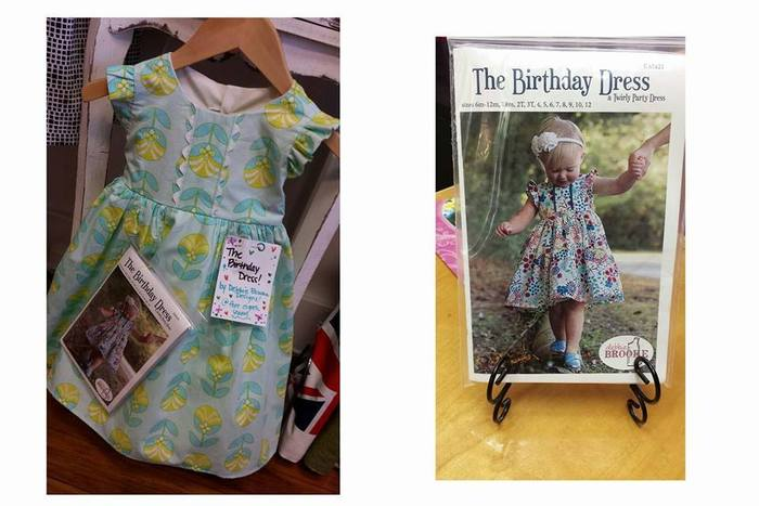 Birthday Girl Dress - 20% off Pattern During Event