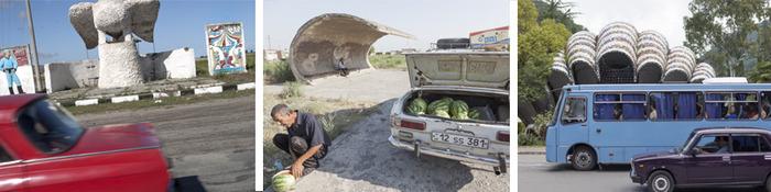 Kyrgyzstan, Armenia, Abkhazia