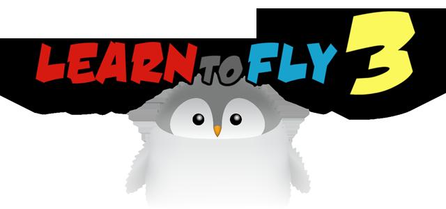 pengiun learn how to fliy
