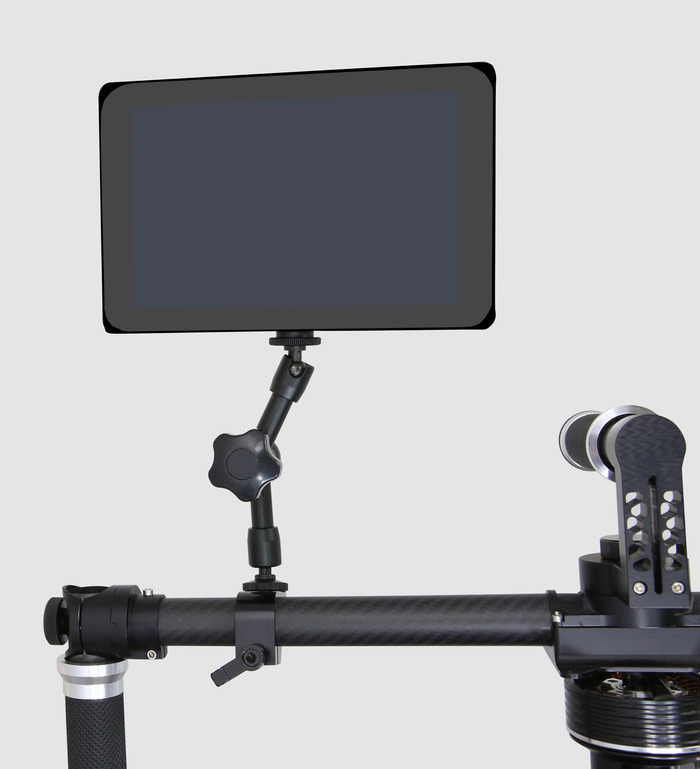 Allsteady 7 Dslr Amp Red Camera 3 Axis Stabilizer Gimbal By