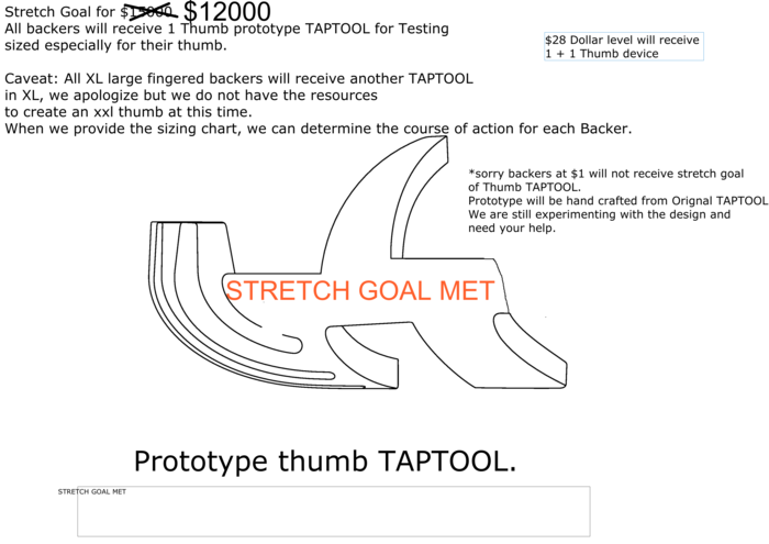 Stretch Goal Met