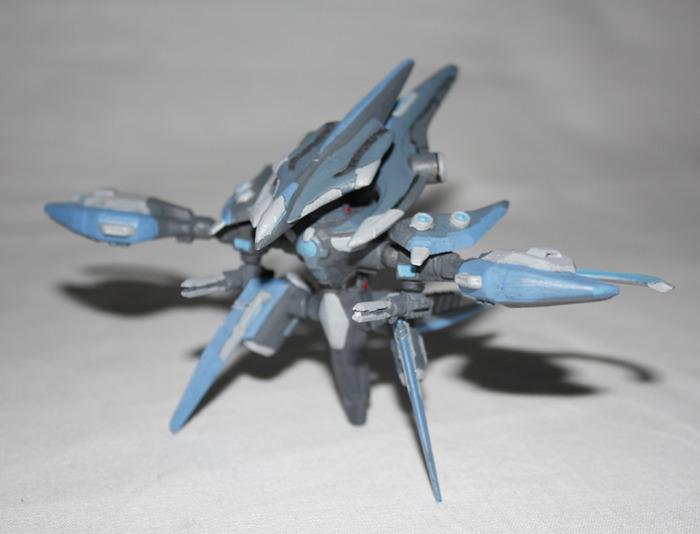 Spectre Landing Pose