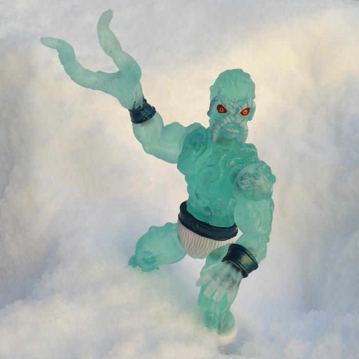 "Kickstarter Exlcusive ""Polar Vortex"" Bog-Nar Variant"