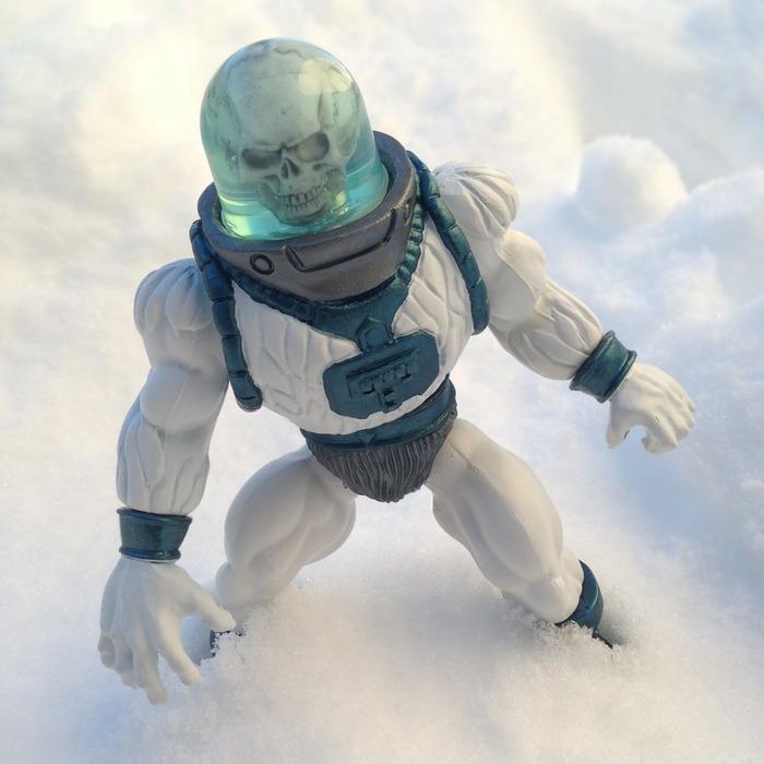 "Kickstarter Exlcusive ""Polar Vortex"" Beastor-9 Variant"