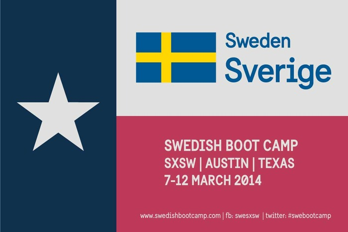 Check our some of the Swedish bands at SXSW!
