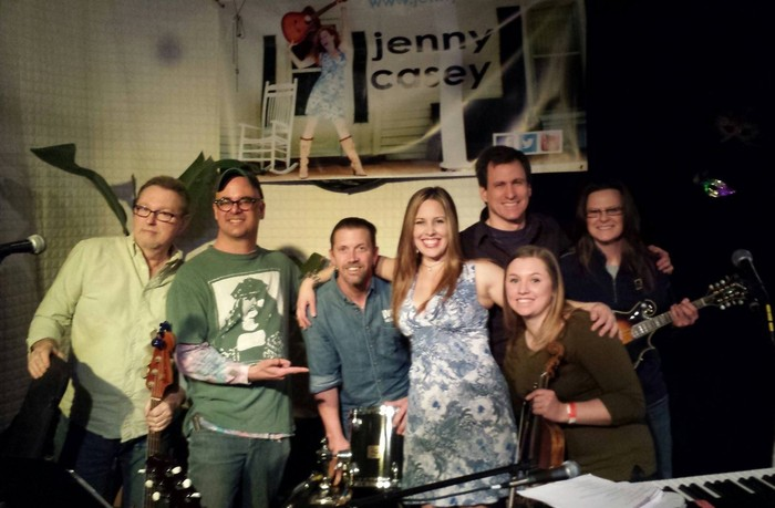 Jenny Casey CD Release Party and Band Anniversary Bash