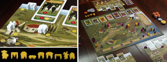 photos used with permission from boardgamegeek.com reviewer EndersGame