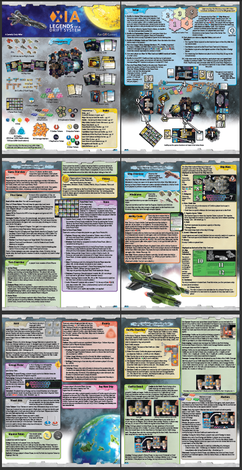 Rulebook - Ready to print!