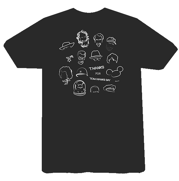 T-shirt design has been revealed!