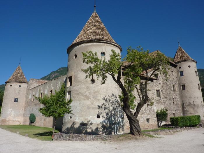 Castello Mareccio in Bolzano, Italy - most memorable solo concert