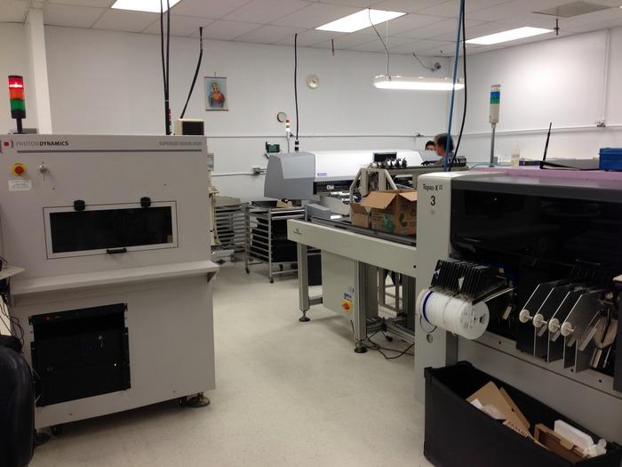 PCB Production Facility