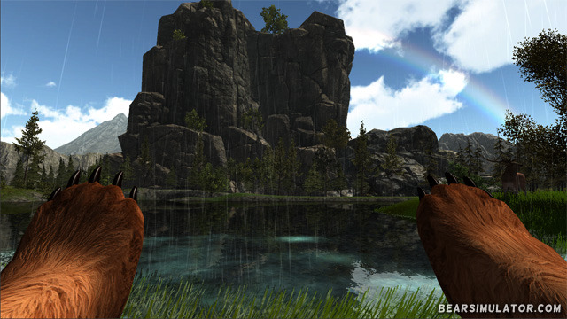 BEAR SIMULATOR: The New Dumbest Game Of All Time