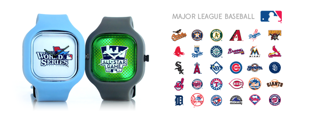 Pick your favorite team (or gift to a super fan) and show your TEAM colors!