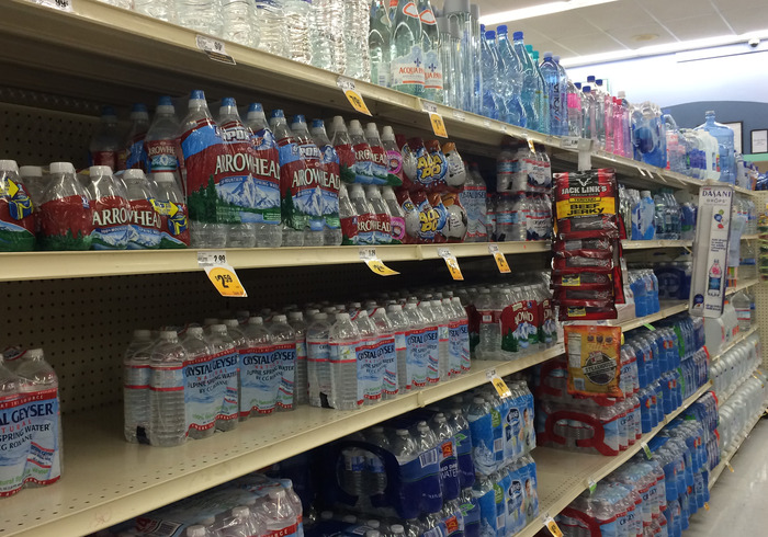 Bottled water - a $6.7b industry that is growing fast.