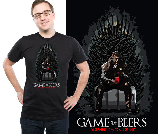 Game of Beers - who is ready for next season?