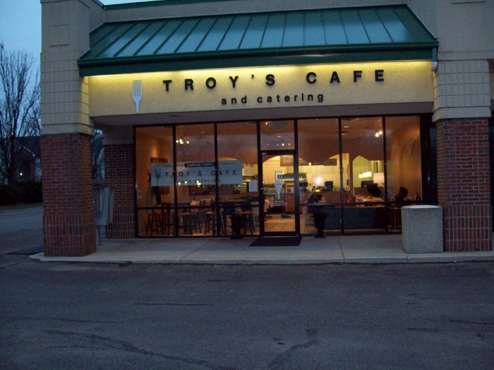 This is our First location in West Chester, our home away from home.