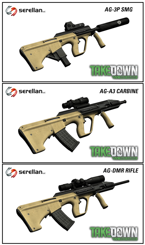 AG Bullpup Series