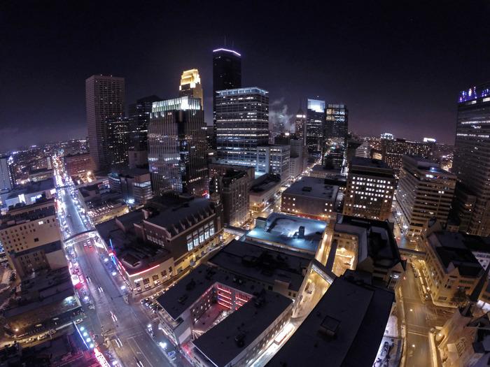 Option 3 - Downtown Minneapolis #1