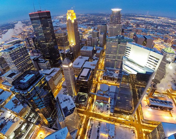 Option 7 - Downtown Minneapolis #3
