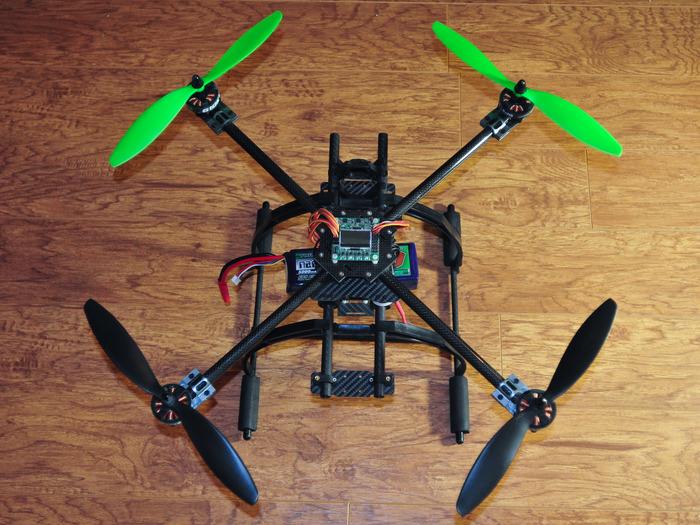 Turnigy Talon V2.0 - Acrobatic Flyer