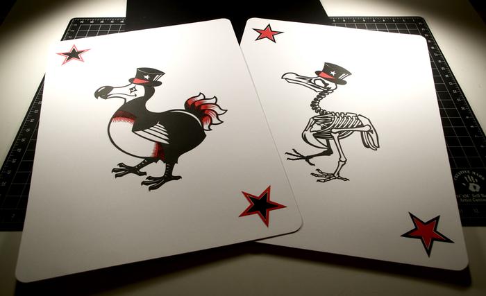 The Dodo Bird Jokers.