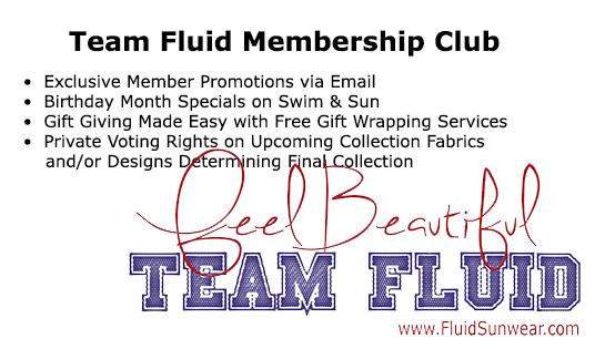 Team Fluid Membership Benefits