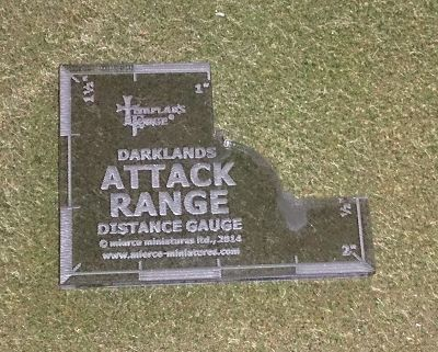 The Attack Range Distance Gauge