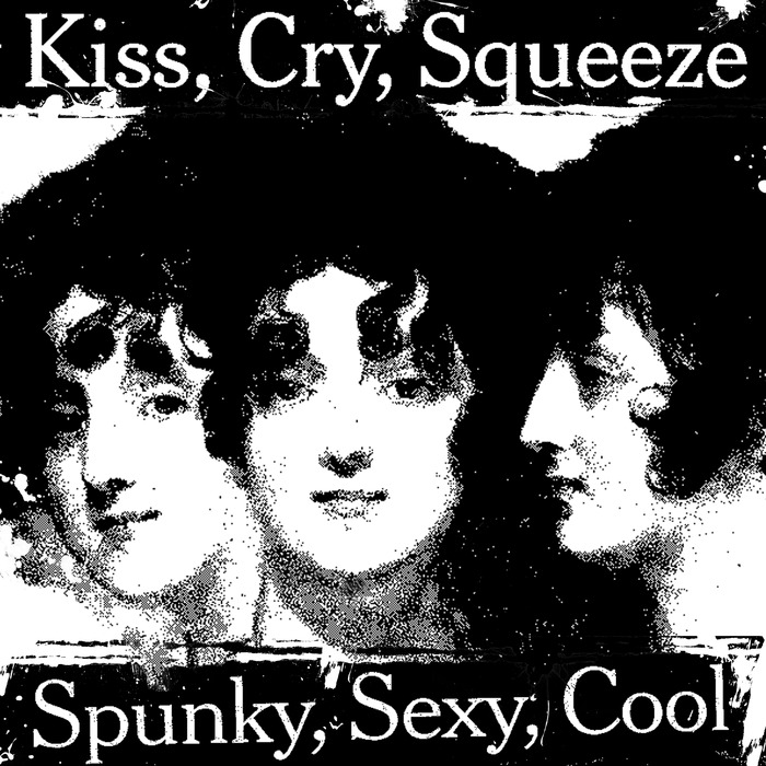 """Spunky, Sexy, Cool - Print - 12"""" x 12"""" - Signed and Numbered"""
