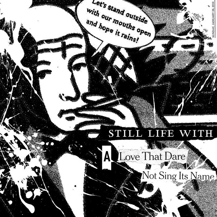 "'Still Life with Love' - Print - 30"" x 30"""