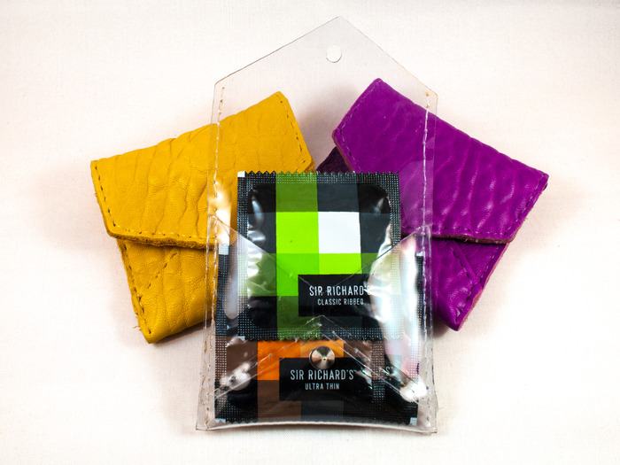 Brooklyn Entrepreneur Launches Line of Stylish, Non-Embarrassing Condoms