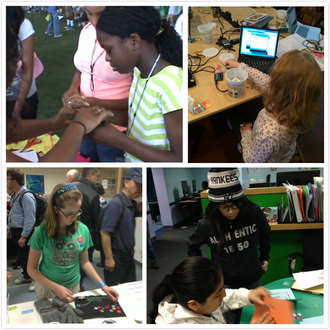 Past Engineering and Technology Workshops