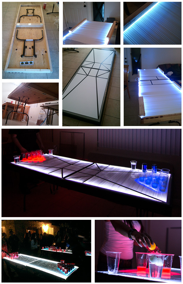 Concept Version 1 - TronPong