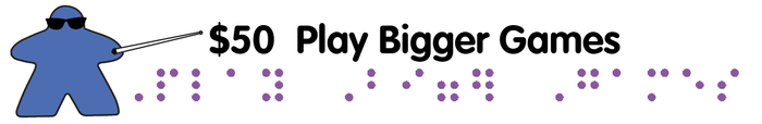 [$50] Play Bigger Games