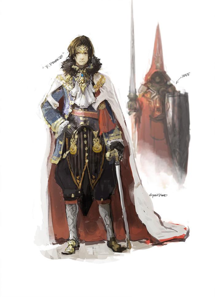 Belzar Stern, Prince of Izaria