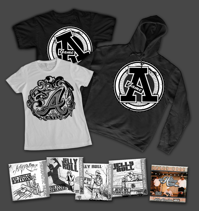 DELUXE A GAME PACKAGE