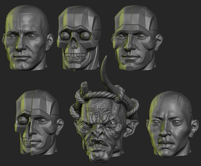 Final Heads