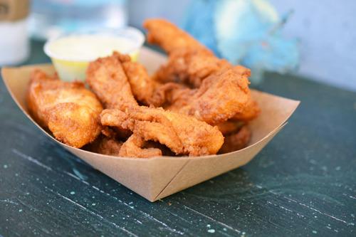 Chicken Tenders - photo by Michelle Tam