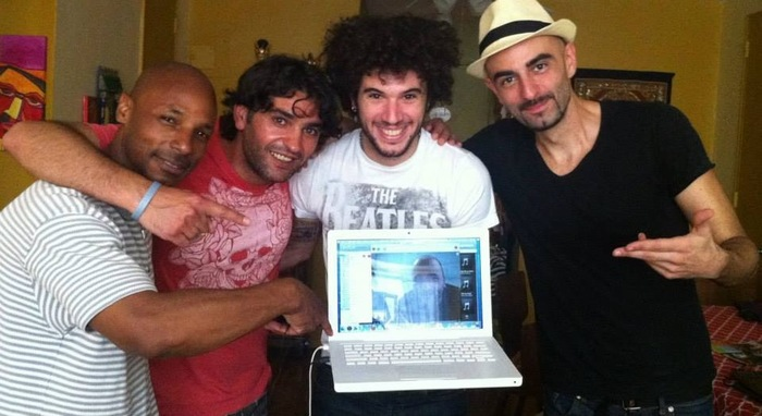 Duane Eubanks - Ismael De La Rosa (Musicians)  Agustin Rocino - Macabre (Producers) & Mariano Manzella through Skype