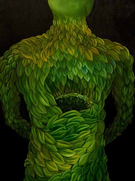 """""""The Green Man,"""" also by Liz"""